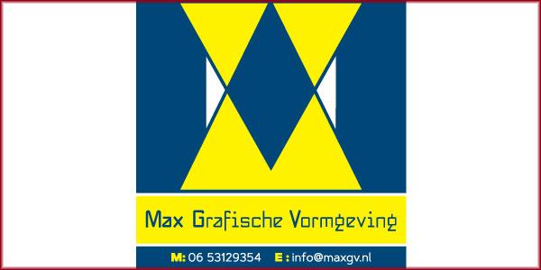 Max Grafische Vormgeving